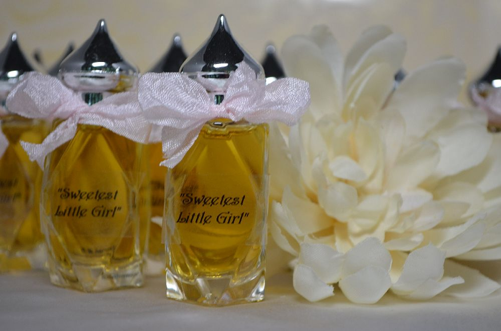 Perfume Shower Favors Perfume Party Favors For Bridal