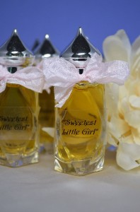 Perfume Shower Favors for Parties, Bridal Showers